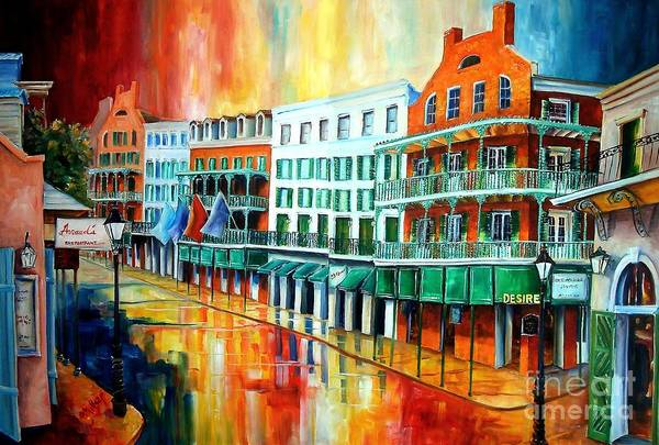 Vieux Carre Wall Art - Painting - Royal Sonesta New Orleans by Diane Millsap