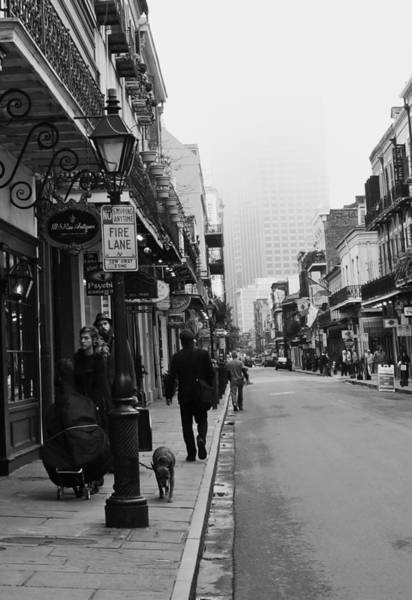Photograph - Royal Street New Orleans by Louis Maistros