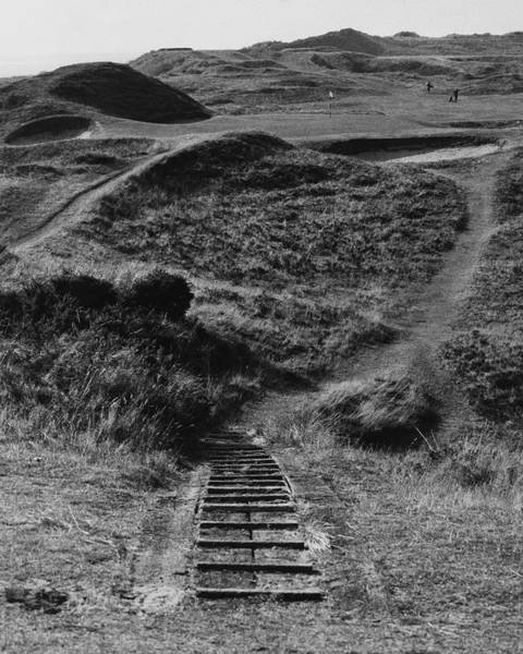 Unknown Photograph - Royal Troon Golf Club by Artist Unknown