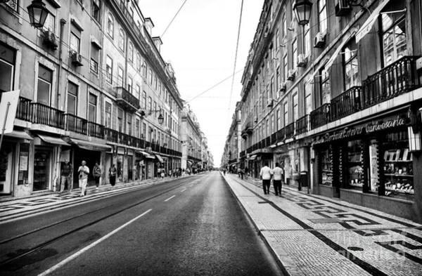 Wall Art - Photograph - Rua Da Prata by John Rizzuto