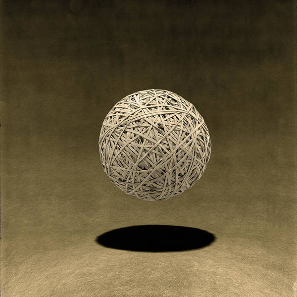 Furon Photograph - Rubber Effect by Daniel Furon