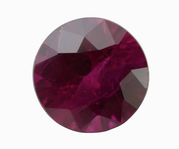 Wall Art - Photograph - Ruby by Science Stock Photography/science Photo Library