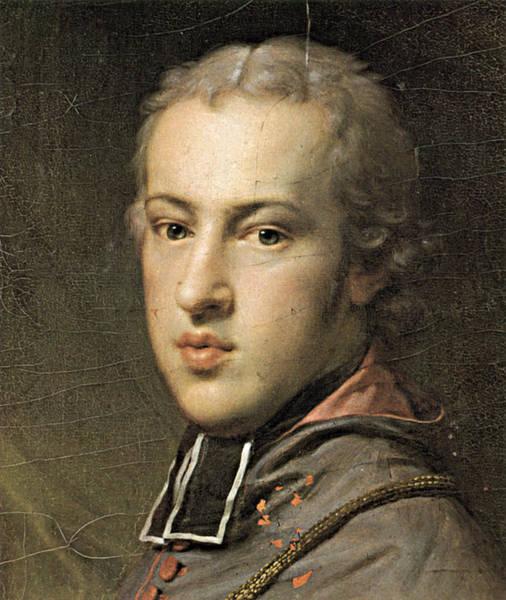 Wall Art - Painting - Rudolph Von Habsburg (1788-1831) by Granger