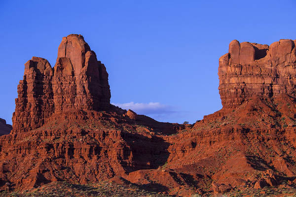 Monument Valley Navajo Tribal Park Wall Art - Photograph - Rugged Landscape by Garry Gay