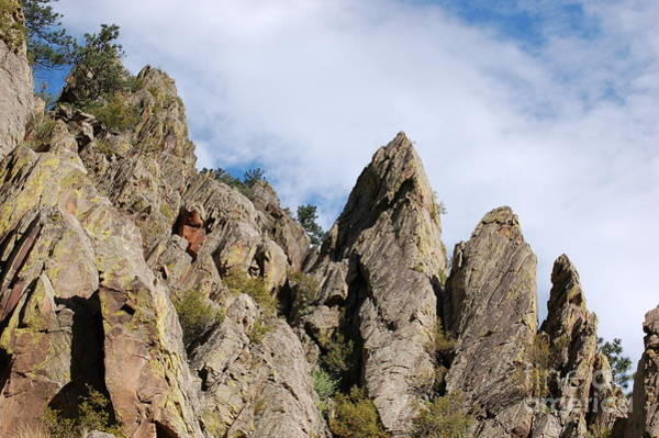 Photograph - Rugged Rockies by Randy J Heath