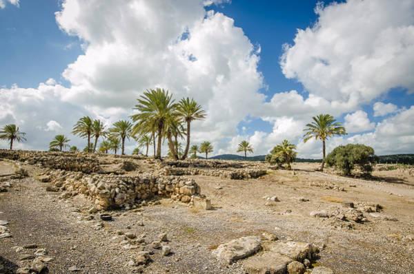 Photograph - Ruins At Armageddon by David Morefield