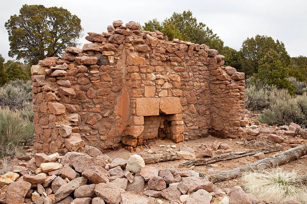 Photograph - Ruins by Fred Stearns