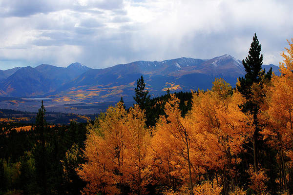 Fourteener Photograph - Ruling The Empire by Jeremy Rhoades