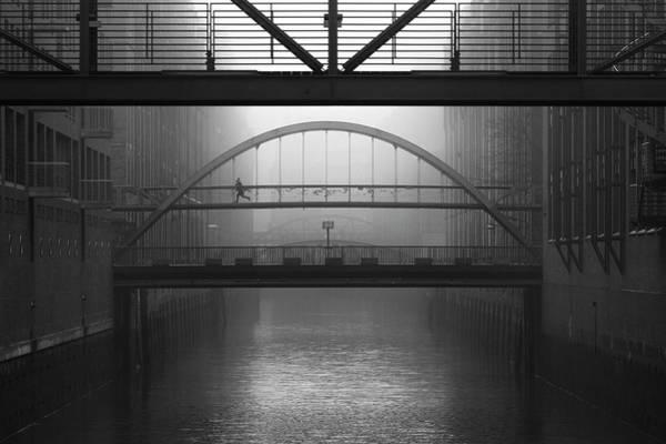 Alexander Photograph - Run Away by Alexander Sch?nberg