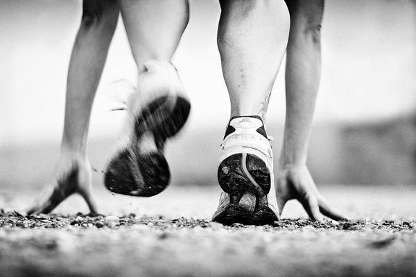Runner Wall Art - Photograph - Runner by Heidi Bartsch