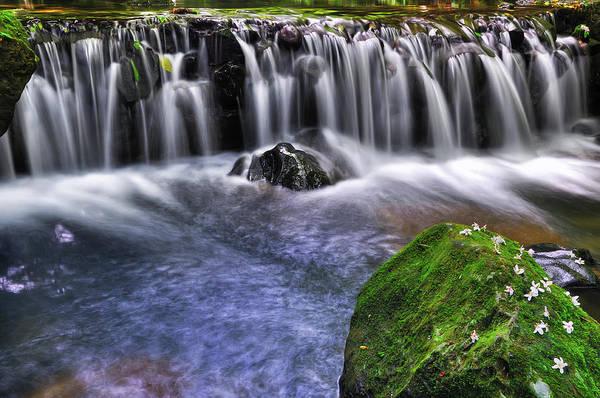 Taiwan Photograph - Running Water by Taiwan Nans0410