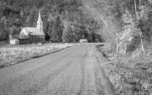 Wall Art - Photograph - Rural Church by Thomas Young