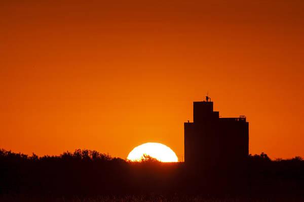 Photograph - Rural Skyline by Scott Bean