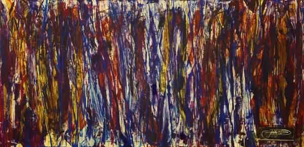 Painting - Rush Hour by Jack Diamond