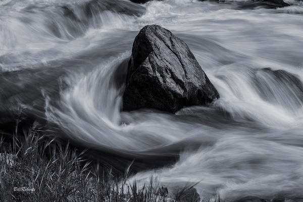 Merced Photograph - Merced River by Bill Roberts