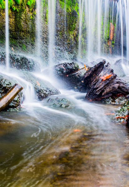 Photograph - Rushing Water by Parker Cunningham