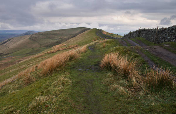 Photograph - Rushup Edge In The Peak District by Pete Hemington