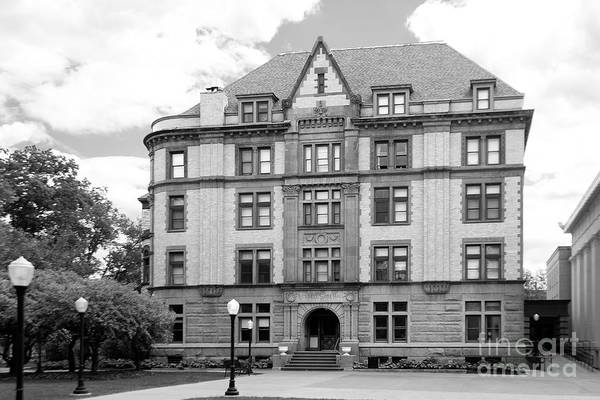Photograph - Russell Sage College Russell Sage Hall by University Icons