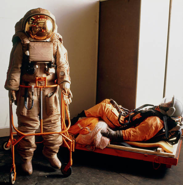 Wall Art - Photograph - Russian Space Memorabilia by Seth Joel/science Photo Library