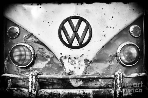 Motorhome Wall Art - Photograph - Rust And Loved  by Tim Gainey