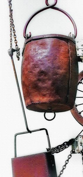 Wall Art - Photograph - Rust Bucket by Steve Ohlsen