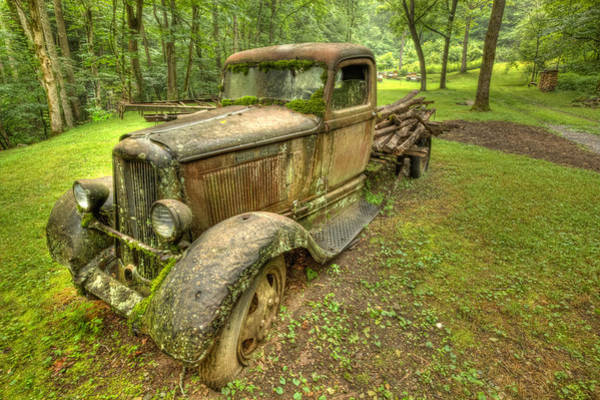 Photograph - Rust In Peace by Doug McPherson