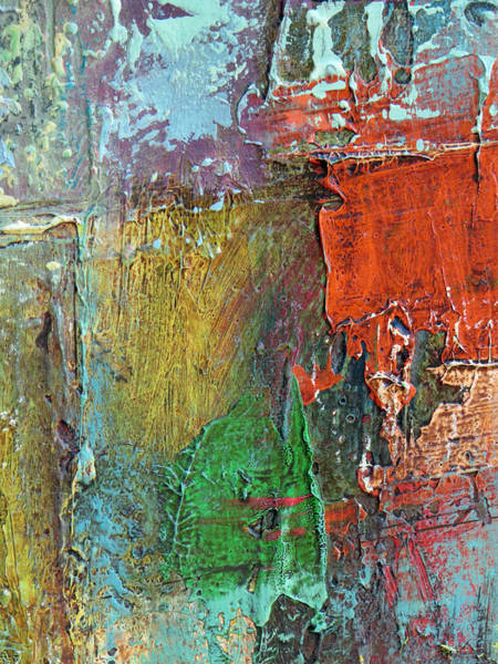 Subjective Wall Art - Painting - Rust by Katie Black
