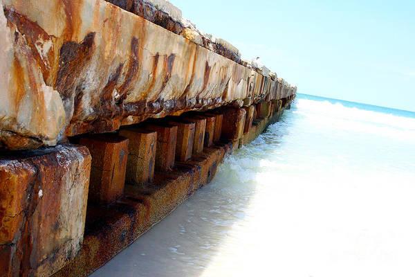 Bradenton Wall Art - Photograph - Rust by Ryan Burton