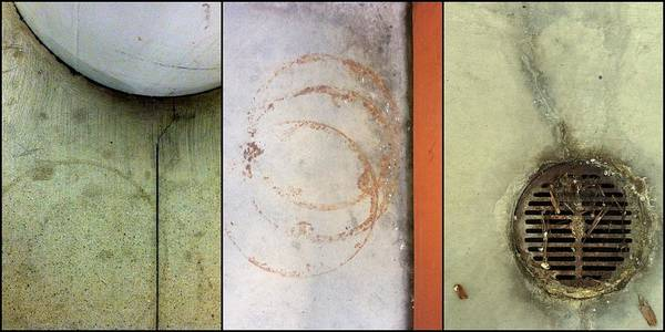 Photograph - Rust Stains by Marlene Burns