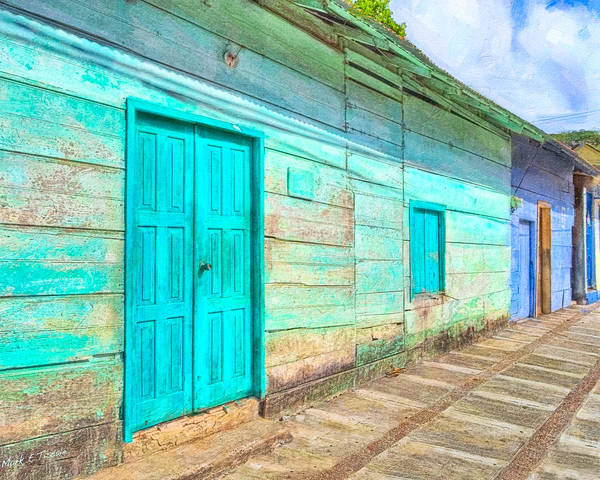 Wall Art - Photograph - Rustic And Colorful Nicaragua by Mark Tisdale