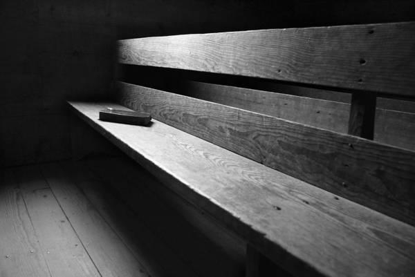 Photograph - Rustic Faith by Larry Bohlin