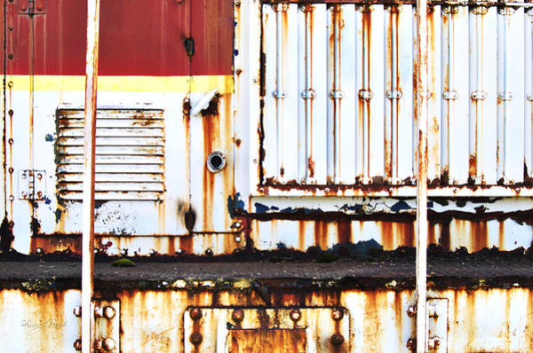 Photograph - Rusty Detail by Sharon Popek