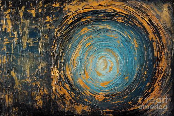 Painting - Rusty by Preethi Mathialagan
