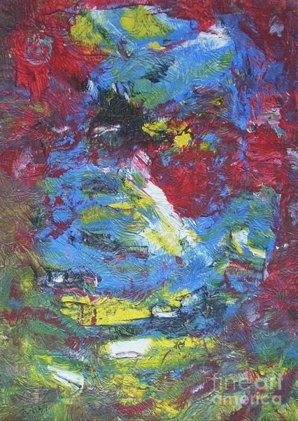 Conceptualism Painting - Ruthenia by Dmitry Kazakov