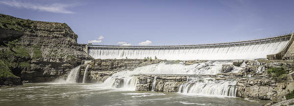 Photograph - Ryan Dam by Thomas Young