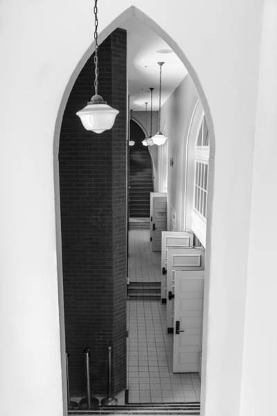 Photograph - Ryman Auditorium Entrance by Glenn DiPaola