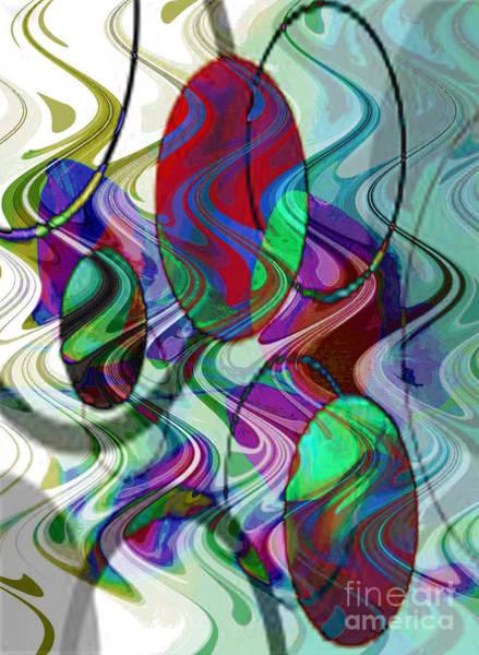 Digital Art - Rythem Of Change by Yael VanGruber