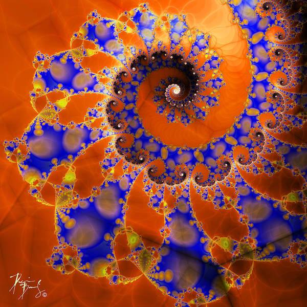 Digital Art - S-03 by Dennis Brady