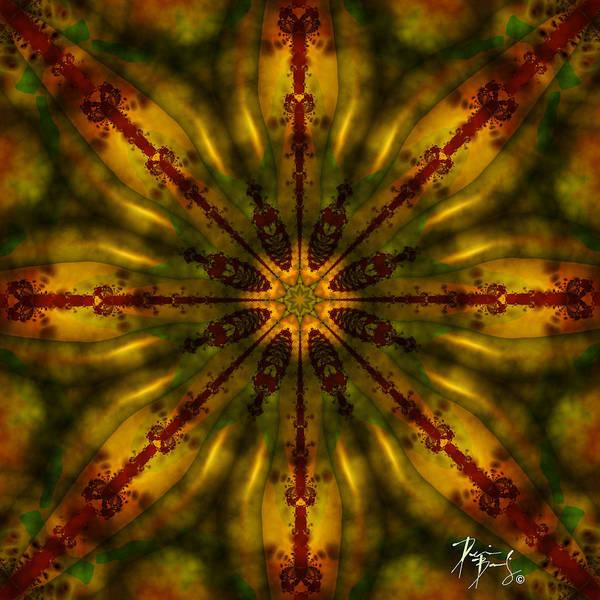 Digital Art - S-04 by Dennis Brady