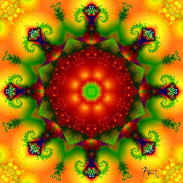 Digital Art - S-06 by Dennis Brady