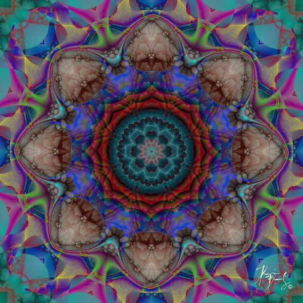 Digital Art - S-08 by Dennis Brady