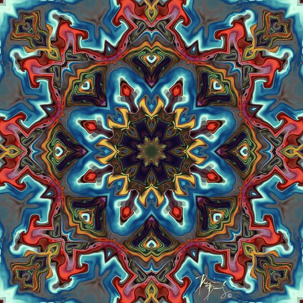 Digital Art - S-12 by Dennis Brady