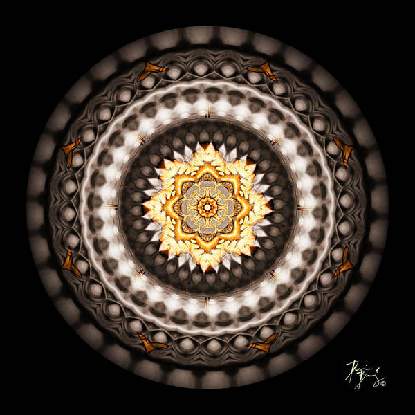 Digital Art - S-13 by Dennis Brady
