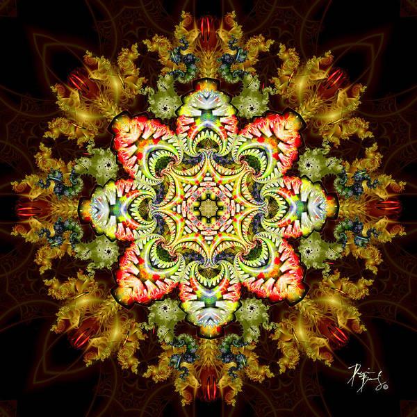 Digital Art - S-15 by Dennis Brady