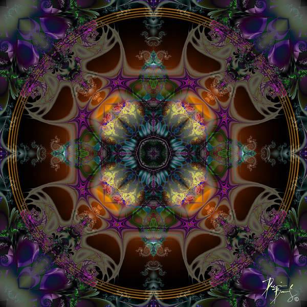 Digital Art - S-19 by Dennis Brady