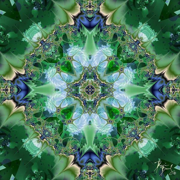 Digital Art - S-21 by Dennis Brady