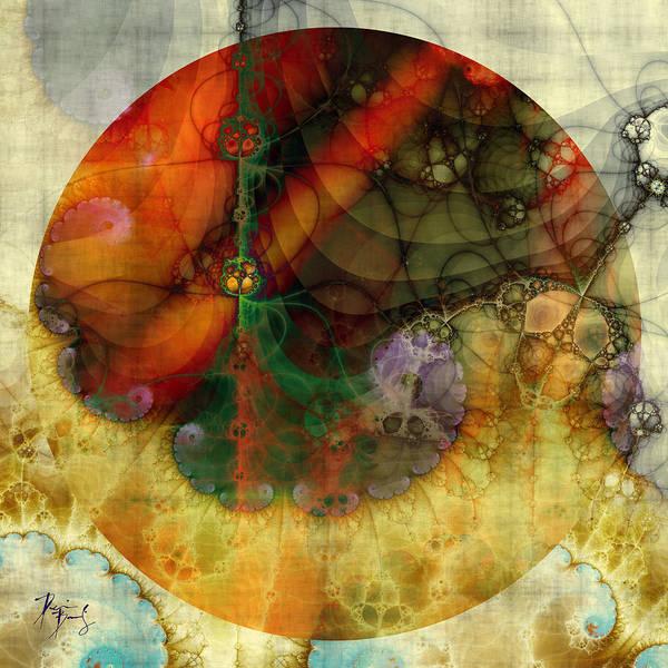 Digital Art - S-26 by Dennis Brady