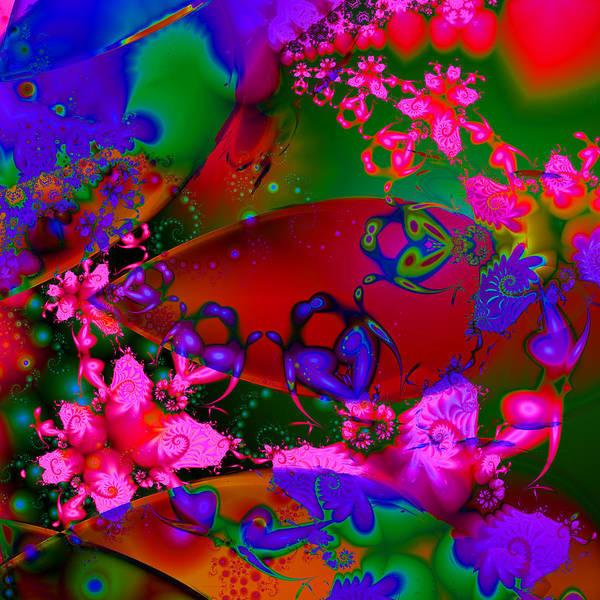 Digital Art - S-78 by Dennis Brady