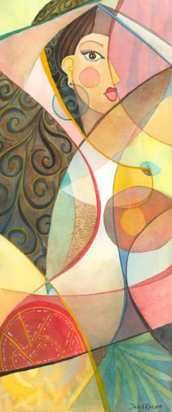 Painting - Sabor by David Ralph