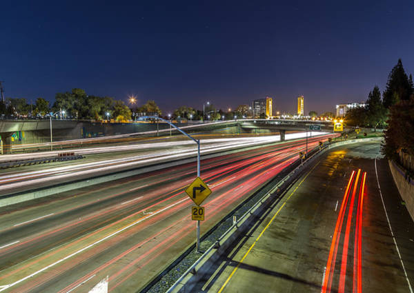 Photograph - Sacramento California by Lee Harland